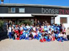 School visits in bonsaizen